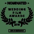 Nominados Wedding Film Awards