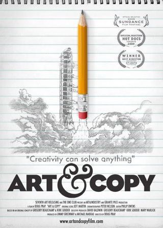 art and copy la pelicula