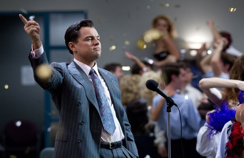"10 Secretos de ""Lobo de Wall Street"""