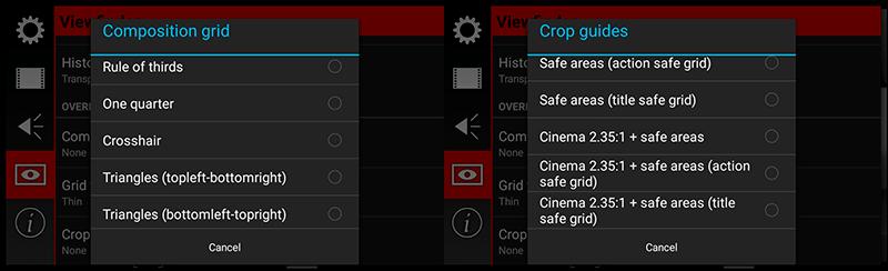 Aplicaciones para Android que todo videógrafo debería conocer