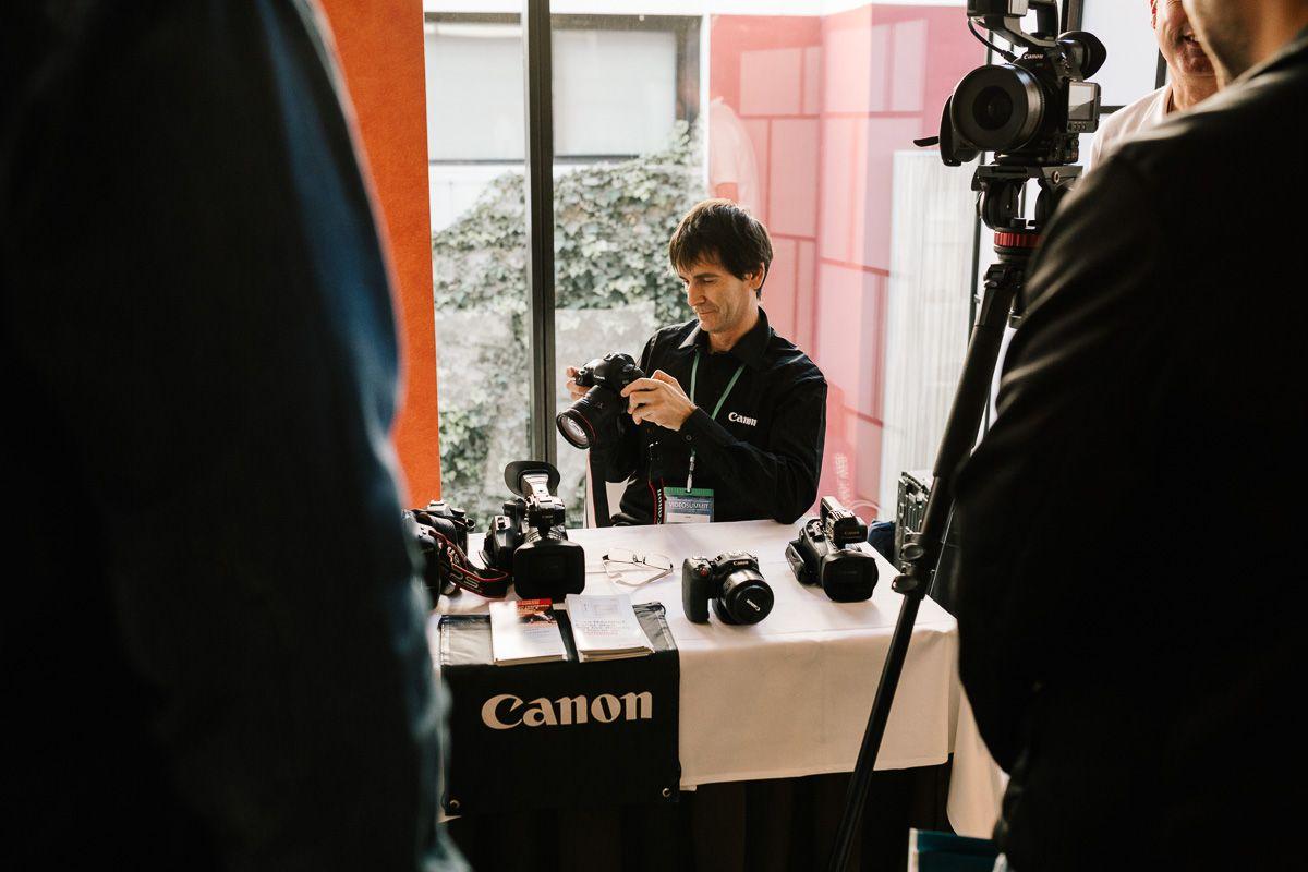 Mi experiencia en el congreso para videografos