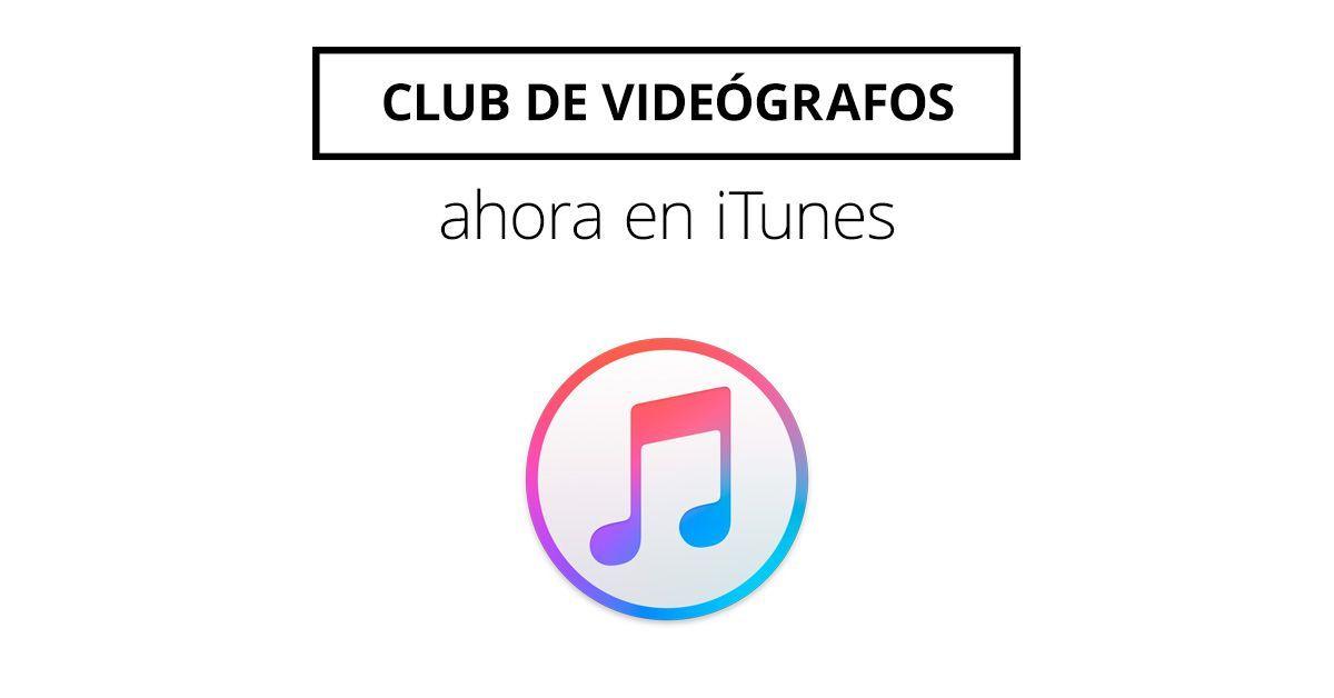 Podcast para videografos de bodas en iTunes