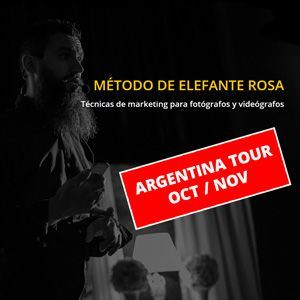 Marketing para fotografos y videografos en Argentina